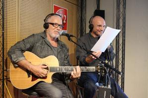 """Bernard Lavilliers, RTL 2, le 23 septembre 2016 dans """"Clap Hands"""" invité de Gaëtan Roussel"""