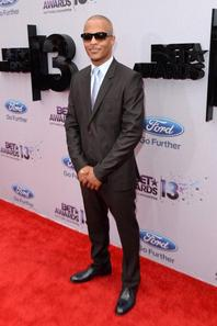 RED CARPET Du BET Awards 2013 - Homme