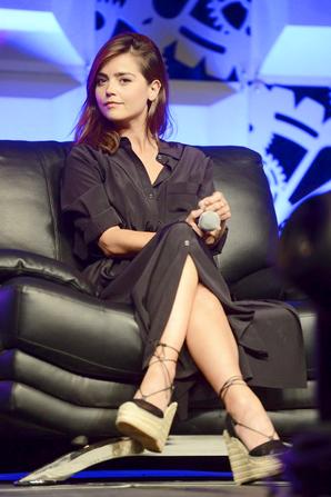 She is so cute & beautiful <3 #JennaColeman