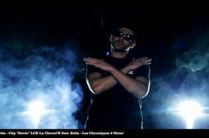 """2013 - Clip """"Envie"""" - LCK La Chroni'K feat. Zetla - Les Chroniques 2 Stras'"""