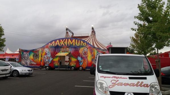 cirque maximum a niort
