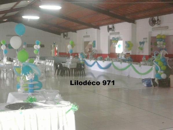 Décoration de baptême Blog de Lilodeco971