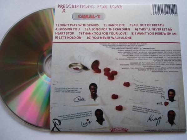 casual t 1982 prescription for love