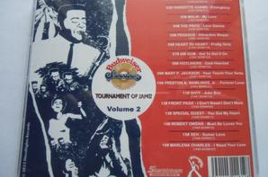 Budweiser Showdown Tournament Of Jams Volume 2