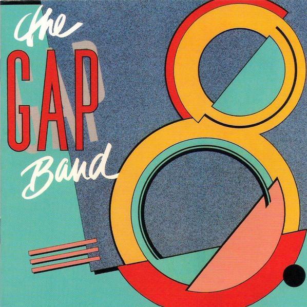 The Gap Band - 8 - 1986