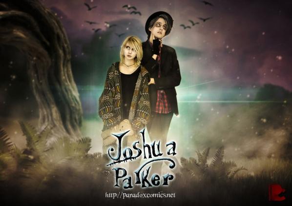 D�couvrez la s�rie Joshua Parker