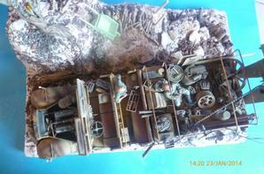 "MON ""FAMO"" AU 1.35  SCHWERER ZUGKRAFTWAGEN 18 T (SD.KFZ.9)"