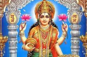 sri lakshmi en ce vendredi ;)