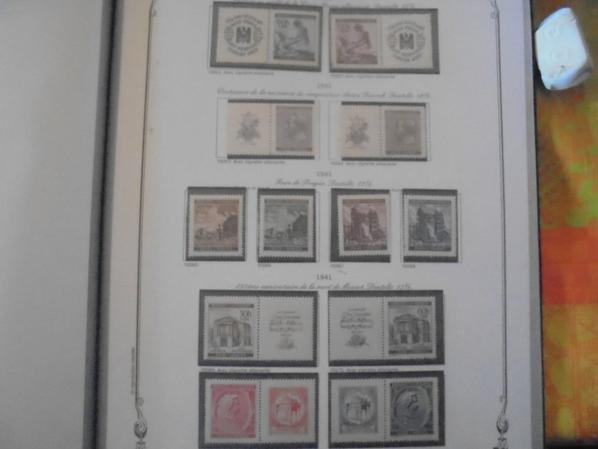 collection de timbre de boheme et maravie 1939/45 2e partie