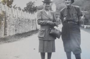 photos d un jeune des chantiers de la jeunesse francaise 1941/44