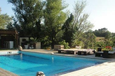 Piscine/ The swimming-pool