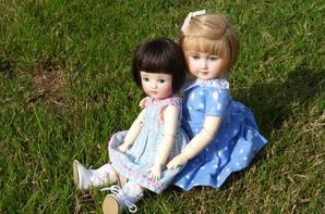 Bleuette & Loulotte
