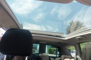 le tour de la voiture