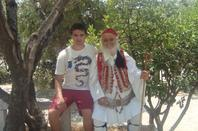 Moi en Gr�ce