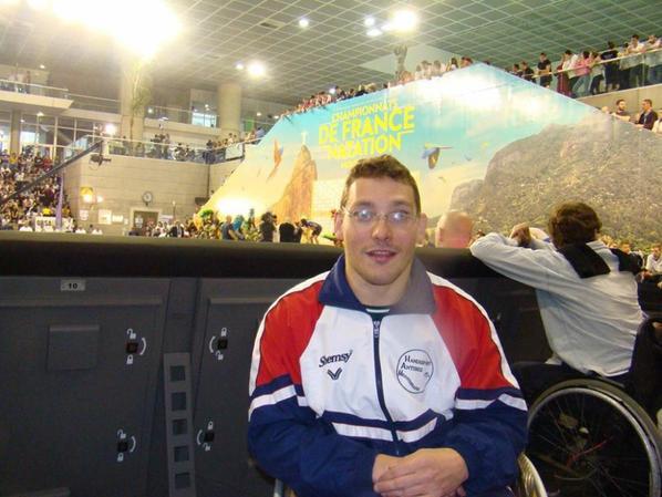 Championnat de france  Valide et  handisport 2016 àMontpellier