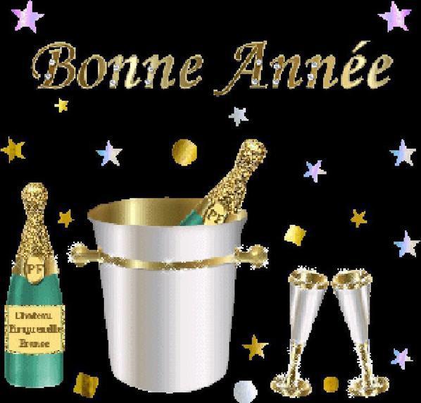 ❤(l)♫^^● ¸ ★ BONNE ET HEUREUSE ANNÉE 2016★ ☾★:. . •❤(l)♫^^