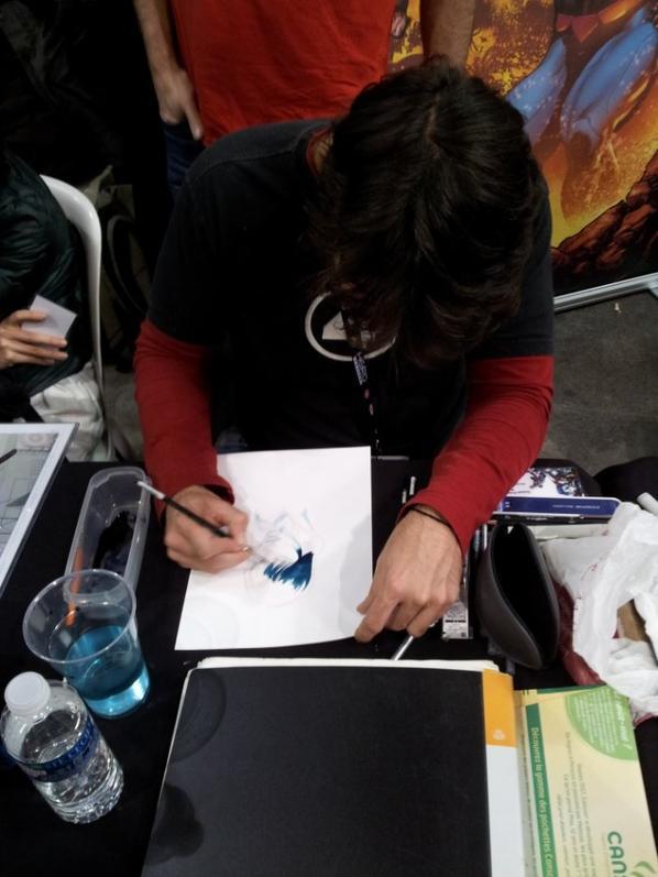 Fernando Dagnino - dessinateur (Vampirella)