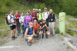 Rando du 21 Juin dans le Queyras, pointe de Rasis 2844m.