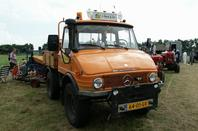 Tracteur Oldtimer et vieux Vehicles jour. Oostdijk-Goedereede Pays-Bas 06-08-16 partie 12