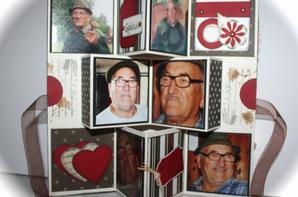 mon papa 80 ans