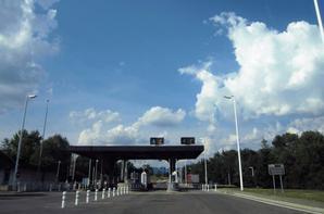 De Pays de Gex et par Bellegarde....la route...