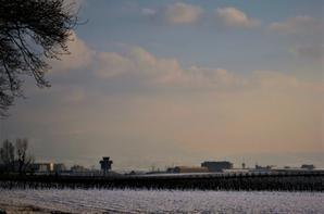 Le Port....et son manteau neigeux...