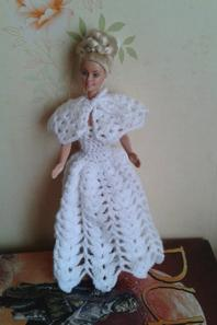 robe barbie