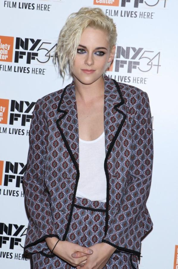 Kristen at the event 'An Evening With' in his honor in New York [10.05.2016]
