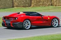 Ferrari F12 TRS,le caprice d'une pi�ce unique