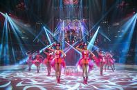 """""""Surprise au cirque d'Hiver Bouglione."""