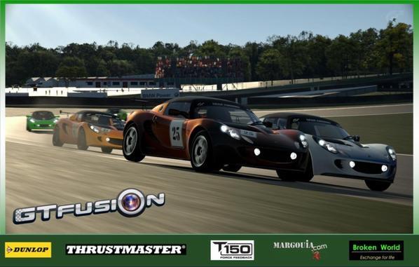 GTfusion Round 4 2016 - Gran Turismo World Championship- Pictures