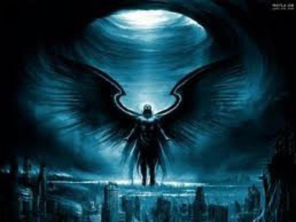L'ange de la mort ..