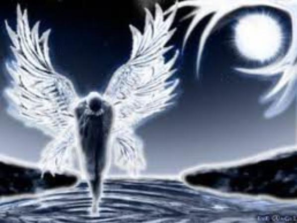 L'ange triste ..
