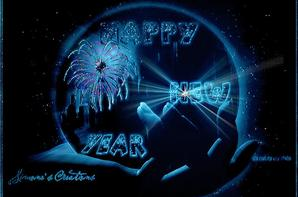 je vous souhaite a tous et toute une tr�s bonne ann�e 2016