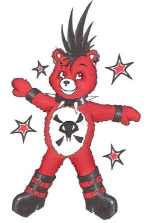 care bear  (suite)