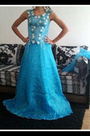 Robe Princesse Zuhair
