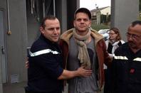 Keen'V & Fauve au Centre de secours de Bray #DALS