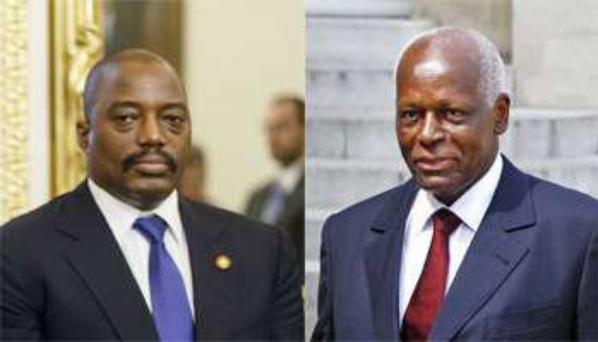 Diplomatie | RDC - Angola : ça plane pour Kabila et Dos Santos |
