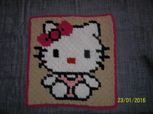 tapis hello kitty