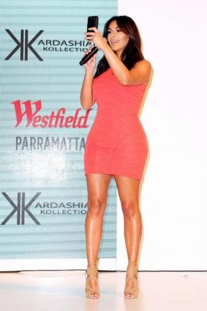 13.09 - Kim Kardashian @ Kardashian Kollection Spring Launch, Australie