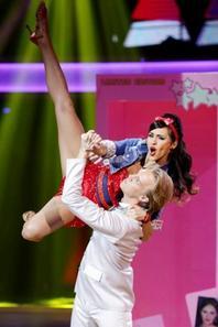 Le�la Ben Khalifa (Gagnante de #SS8) dans Danse Avec Les Stars !