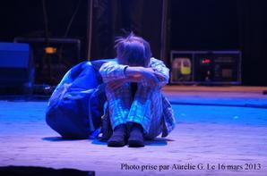 """La comédie musicale """"L'extraordinaire voyage de Tom"""" - Photos Partie 1"""