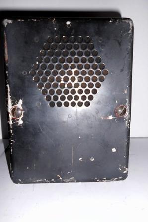 Haut parleur LSG(FU)b avec amplificateur pour station radio FU 16
