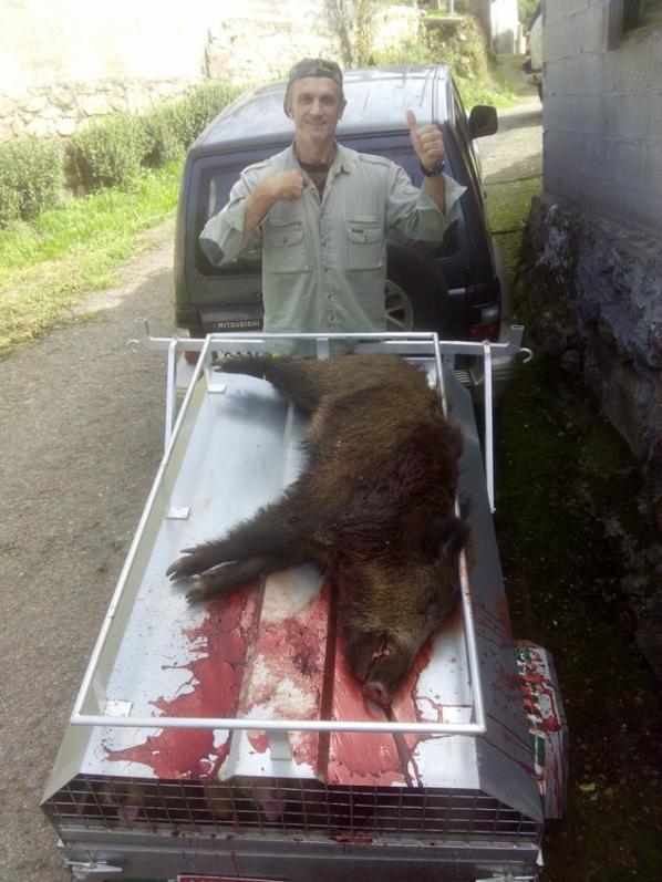 Jabali de acevedo ( matado por Dani)