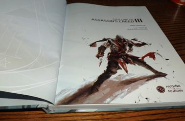 Assassin's Creed III - Tout L'Art D'Assassin's Creed III
