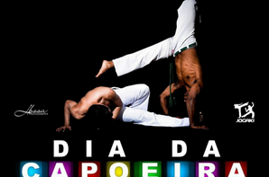 Rentr�e 2014 avec Jogaki Capoeira Paris