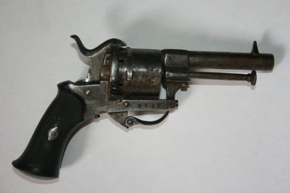 pistolet neutraliser