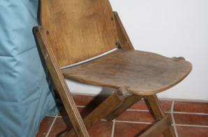 Bureau de campagne et chaise pliante us mat riels - Chaise de campagne ...