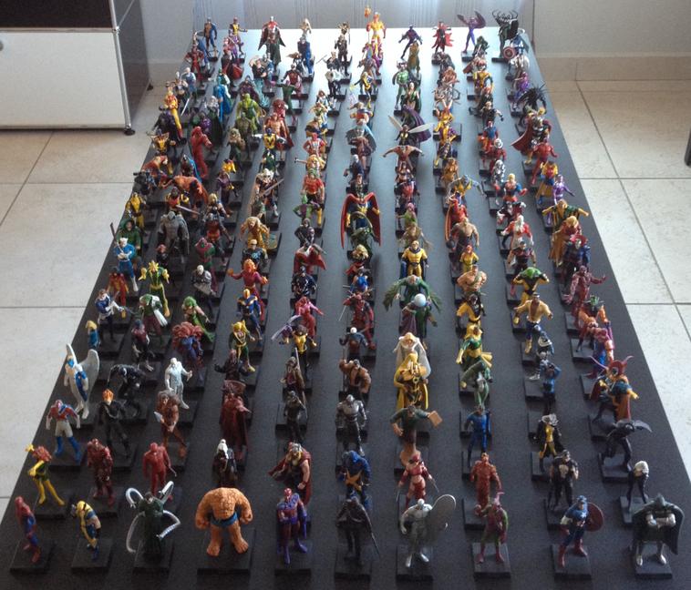 Collectionneur Figurine & Figurine de collection (8)