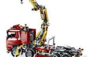 lego technic 8258 camion grue. Black Bedroom Furniture Sets. Home Design Ideas